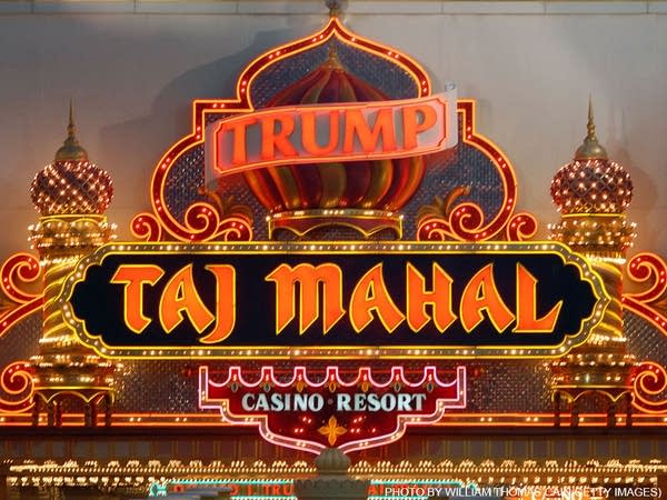 Spectacular Failures: Trump's big gamble on Atlantic City