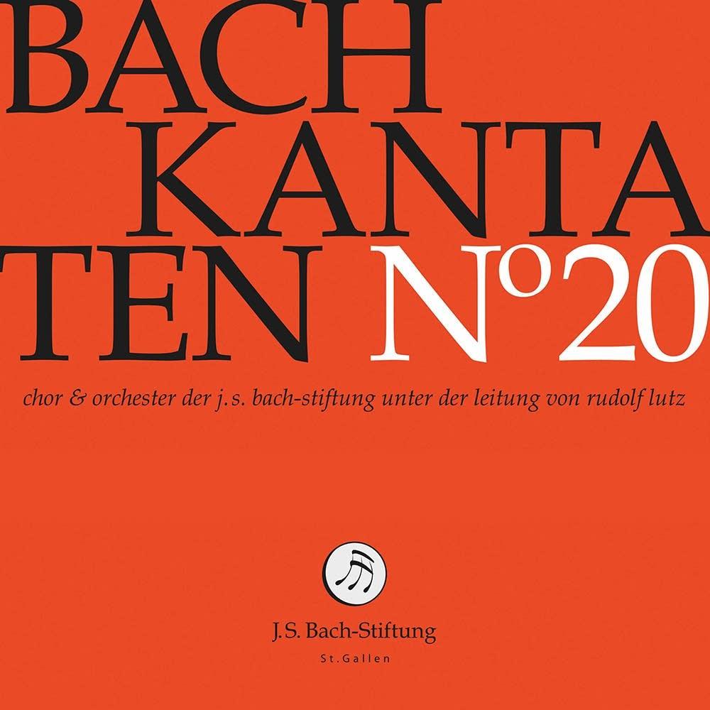 'Bach: Cantatas, Vol. 20'