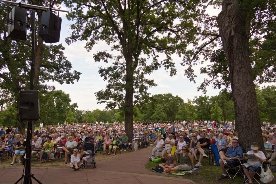 Harmony in the Park 2012