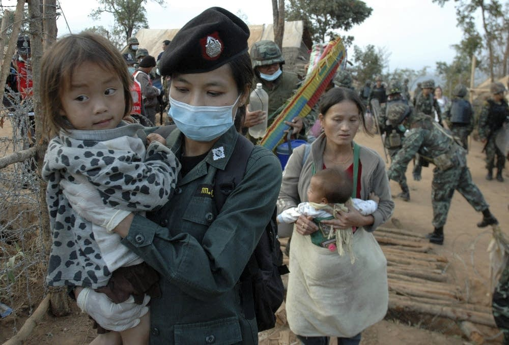Thailand sends Hmong back to Laos