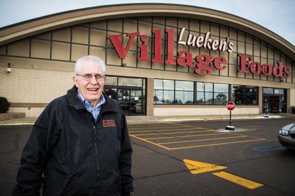 Joe Lueken is selling out