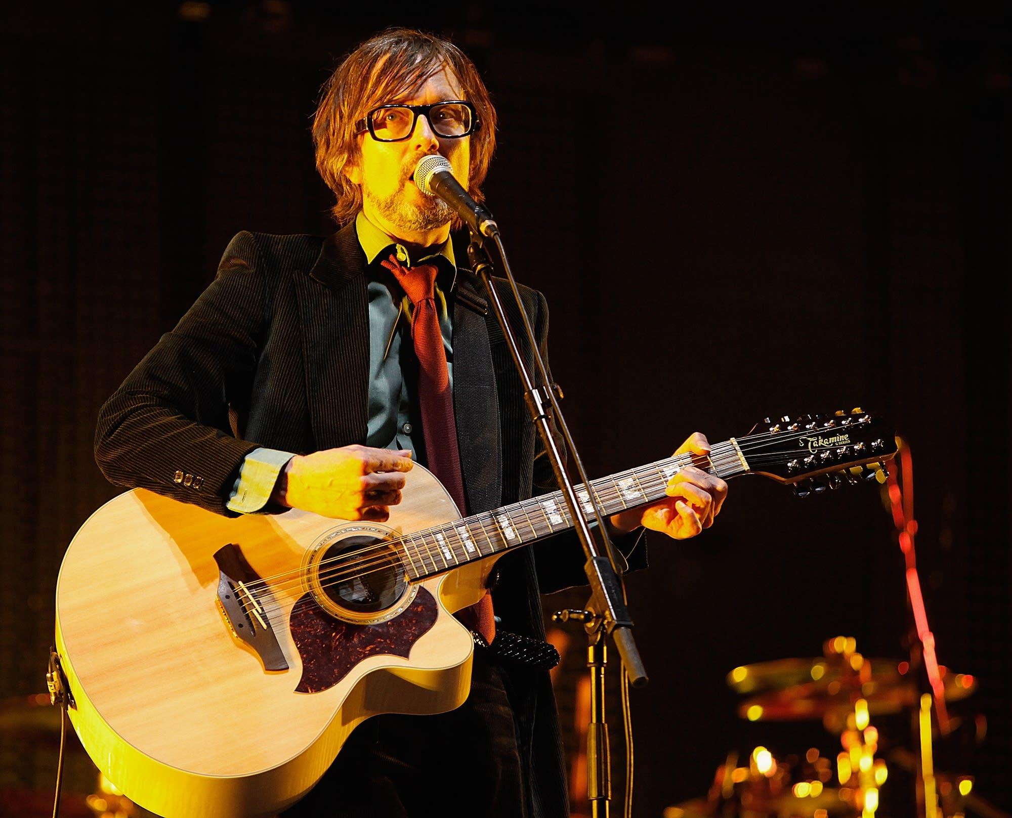 Singer-songwriter Jarvis Cocker
