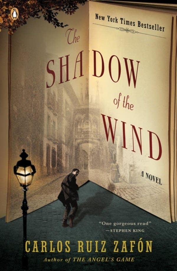 'Shadow of the Wind' by Carlos Ruiz Zafon