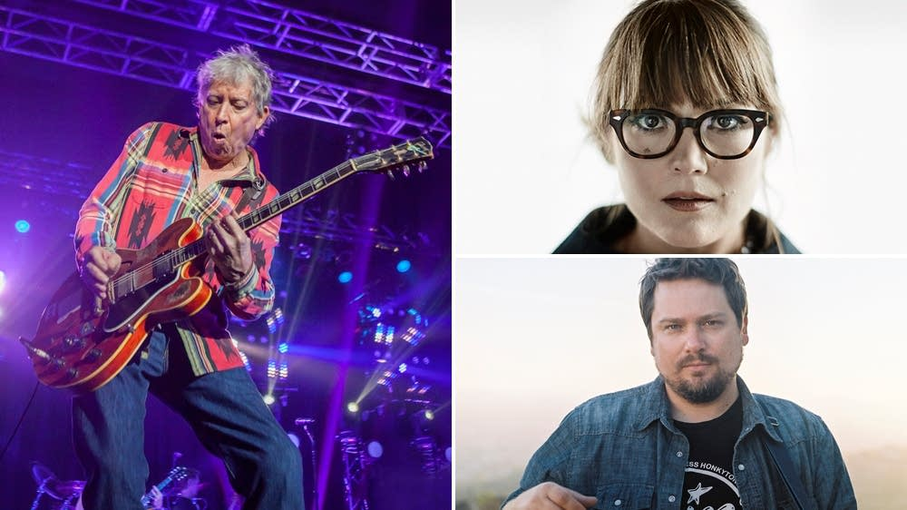 Elvin Bishop, Sara Watkins, Sean Watkins
