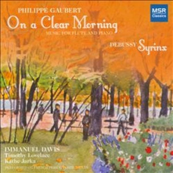 On a Clear Morning CD cover