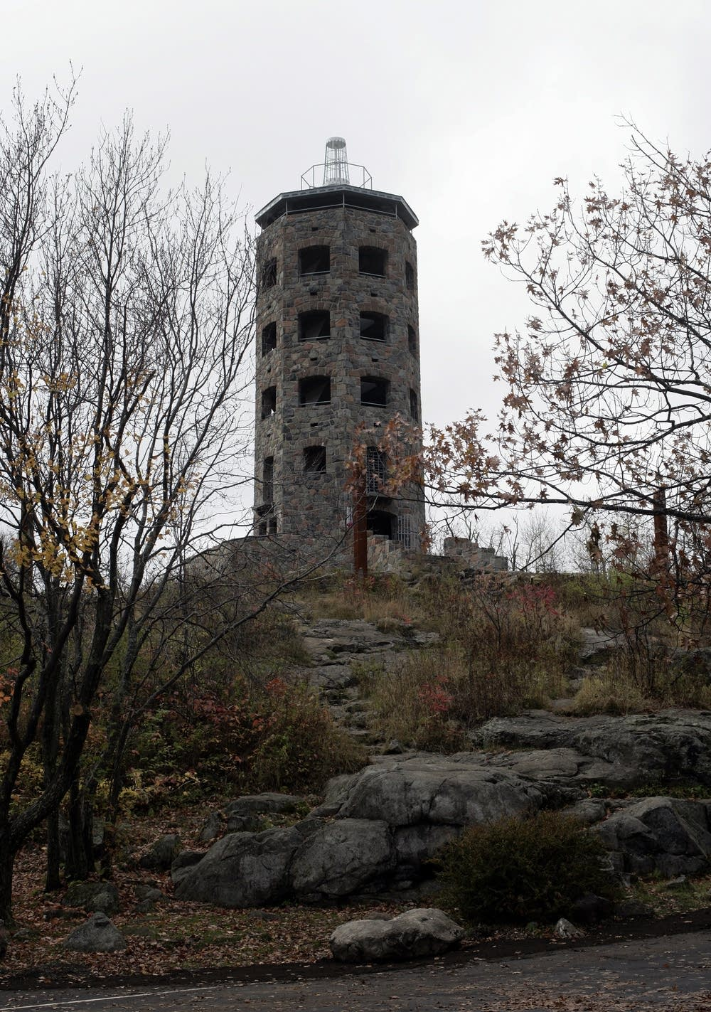 View of Enger Tower