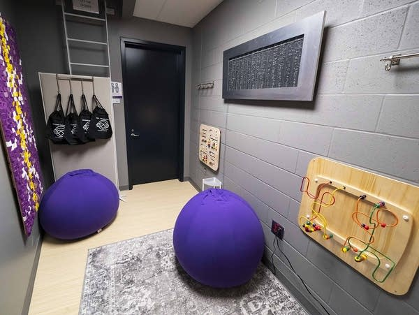 The Minnesota Vikings are introducing this new sensory-inclusive space