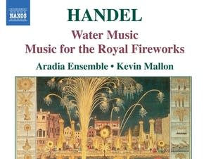 George Frederic Handel - Water Music Suite No. 2: Hornpipe