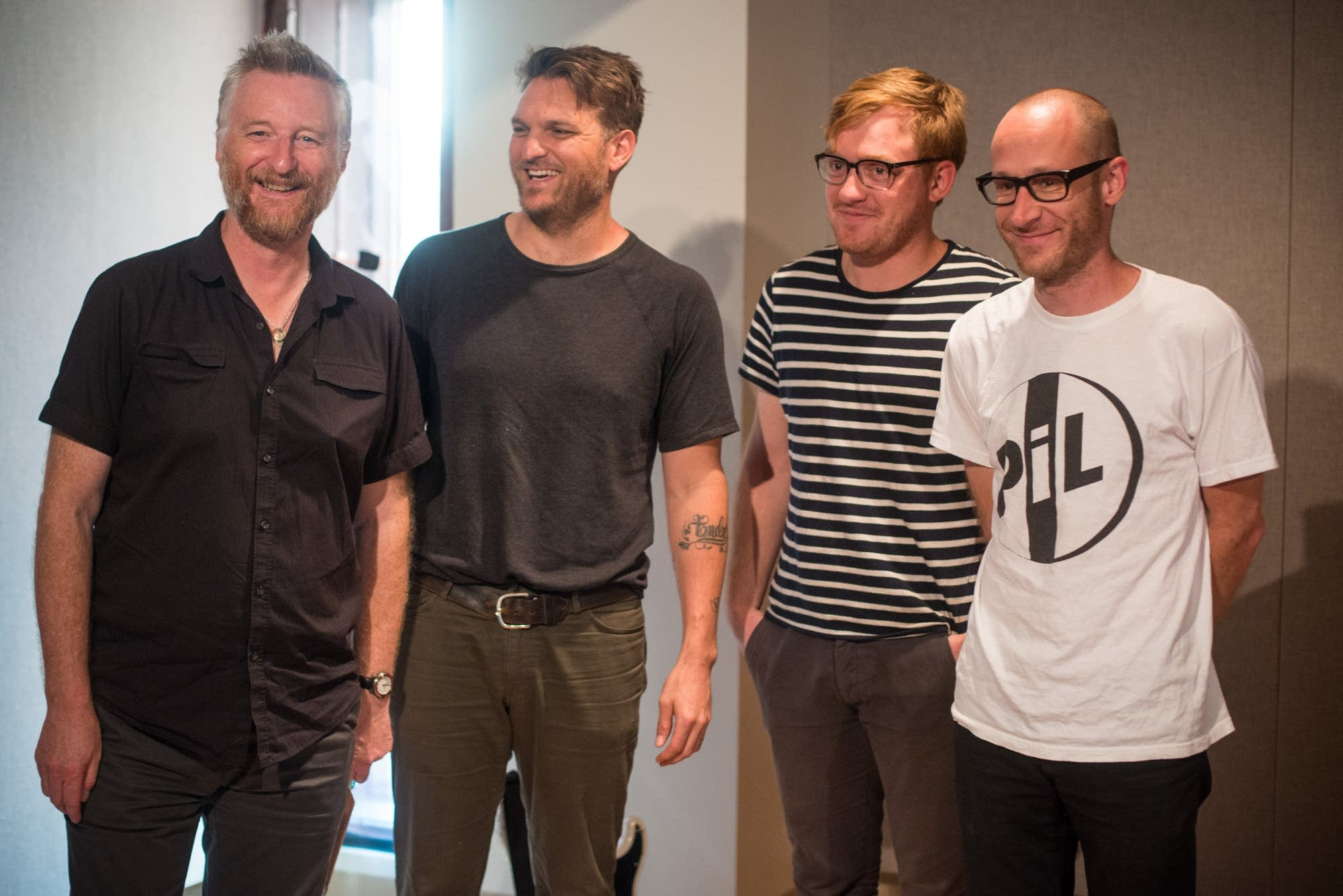 Billy Bragg with Cold War Kids