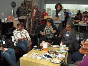 The 2014 networking breakfast