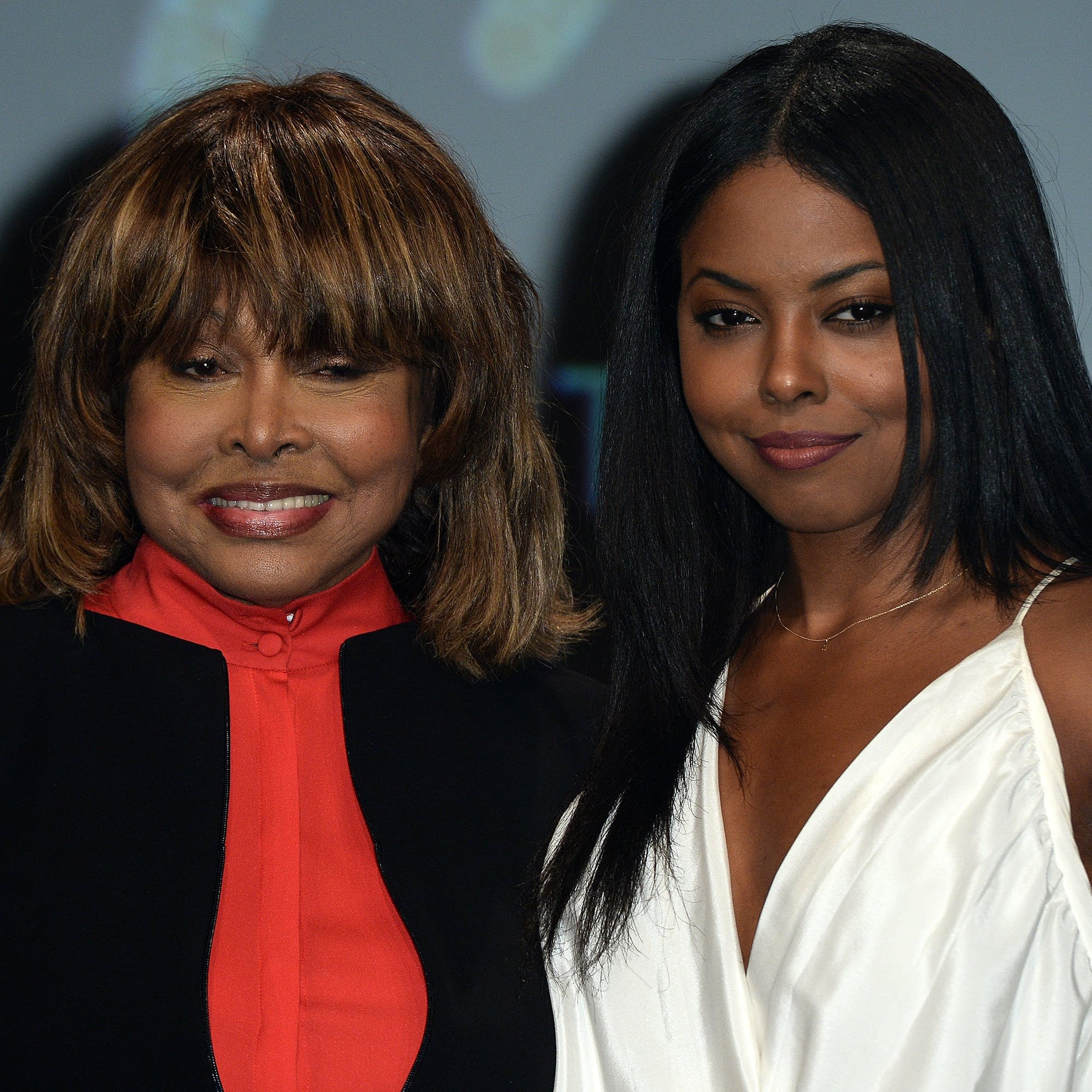 Tina Turner and Adrienne Warren.