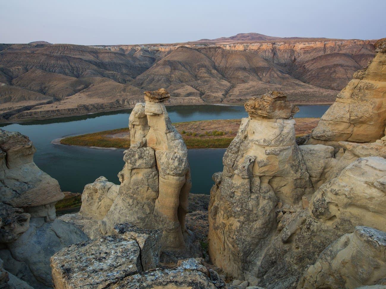 Upper Missouri River Breaks National Monument
