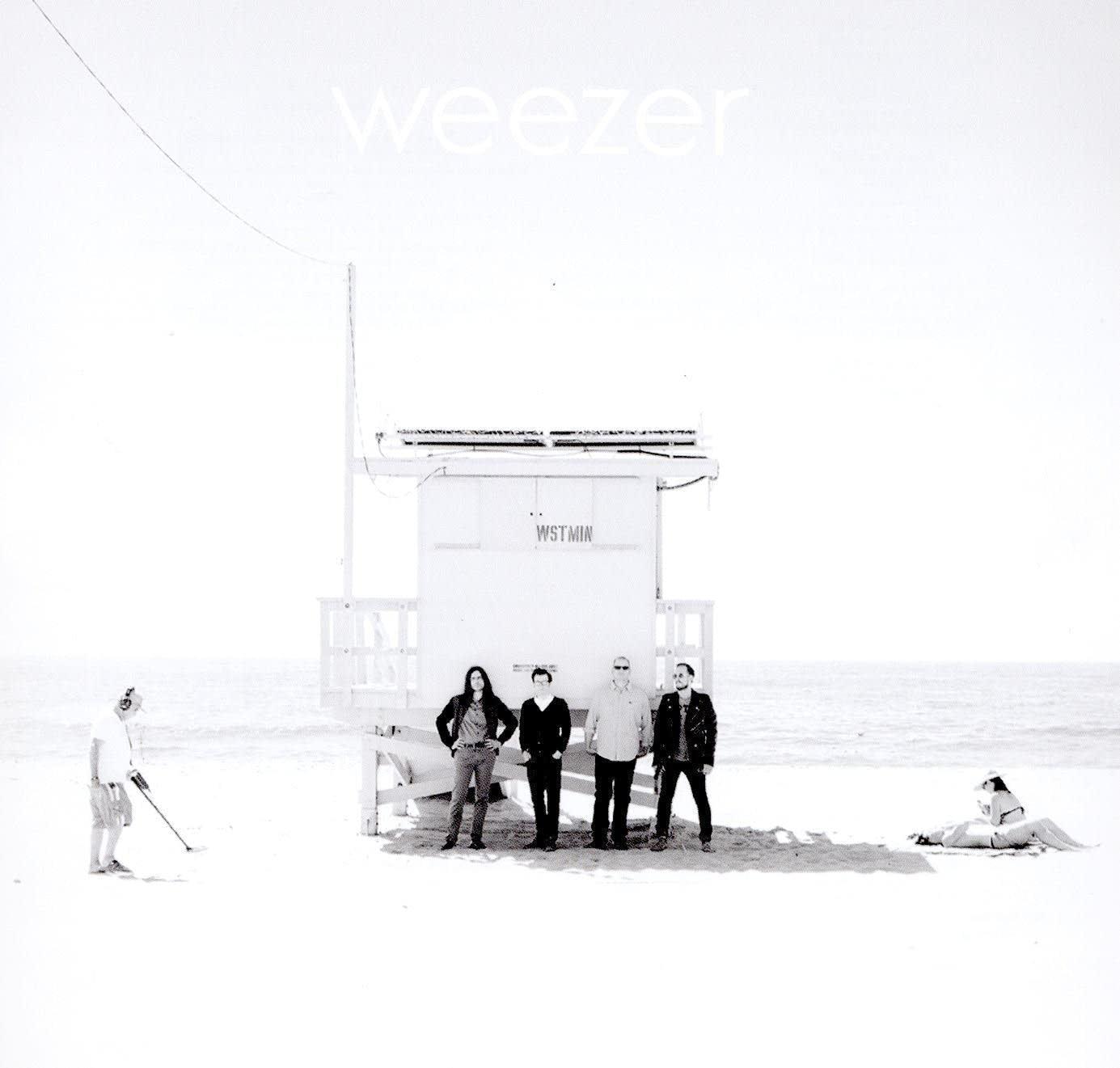 Weezer, 'Weezer (White Album)'