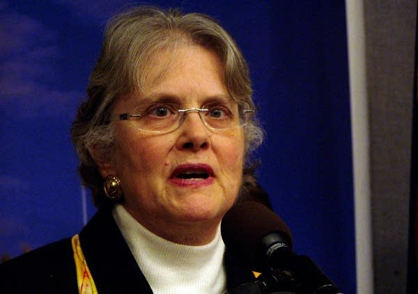 DFL Sen. Linda Berglin