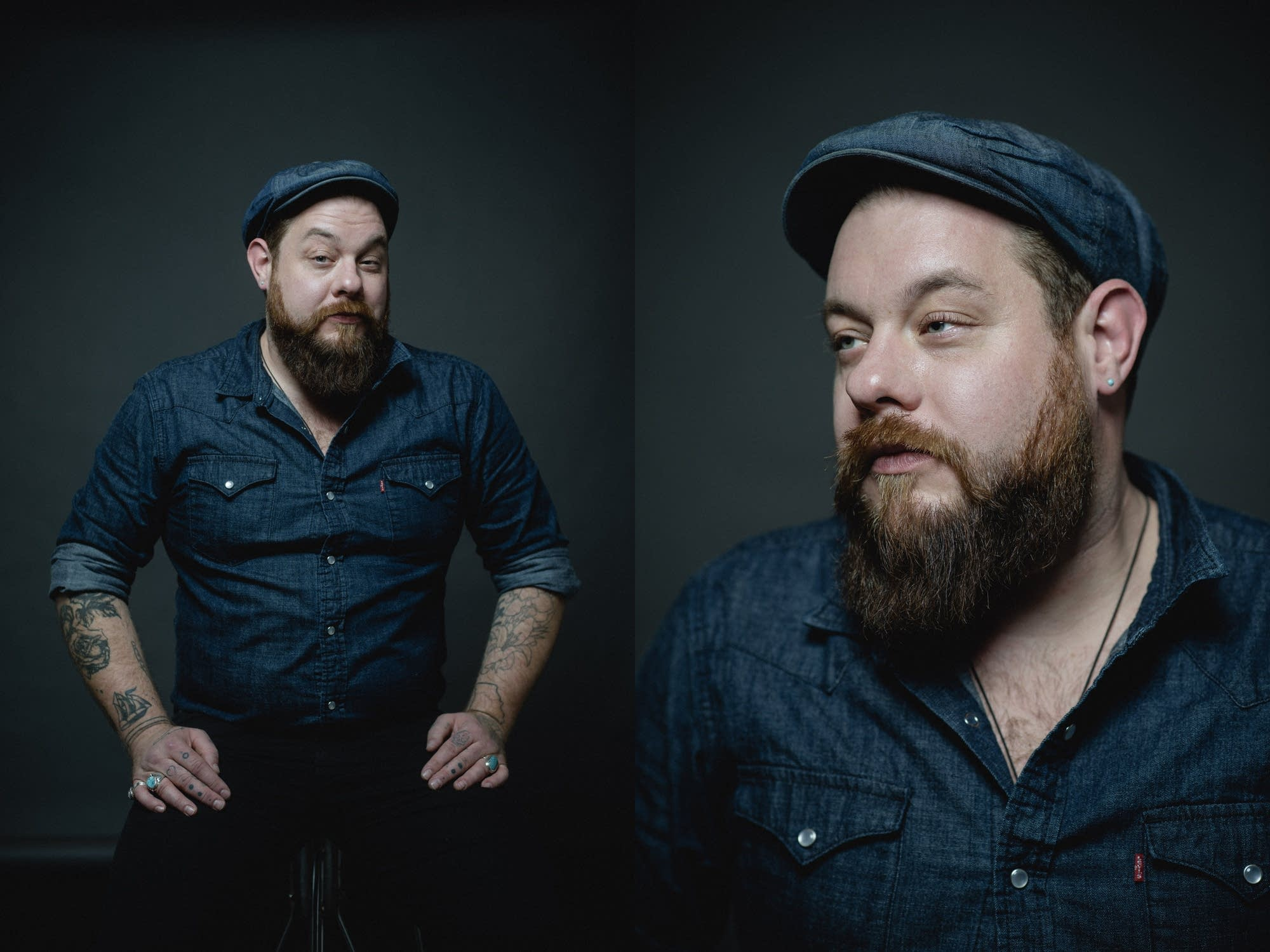 Nathaniel Rateliff and the Night Sweats perform in The Current