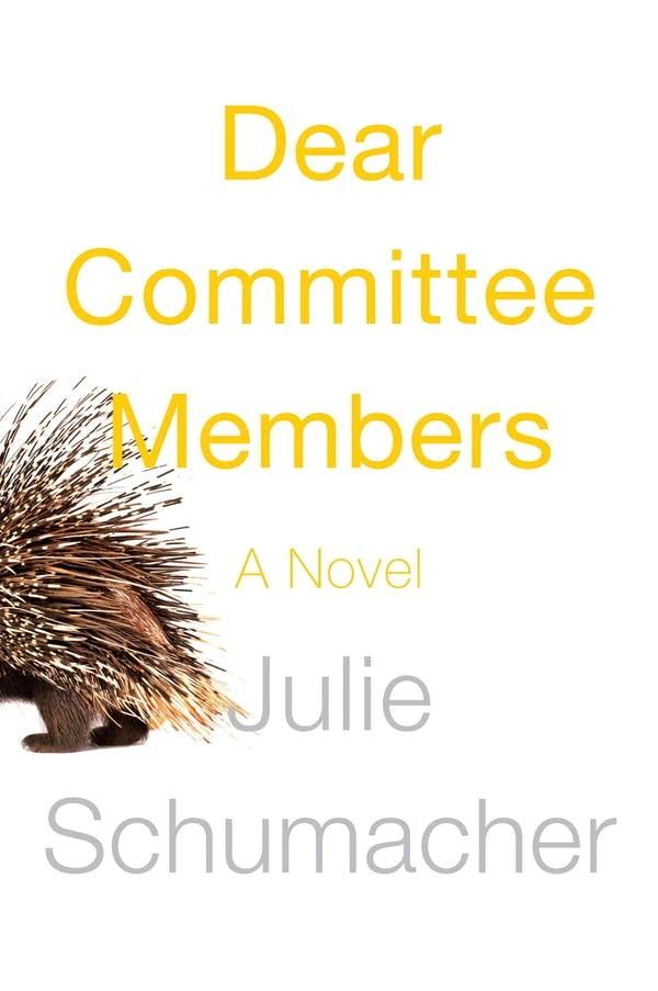'Dear Committee Members'