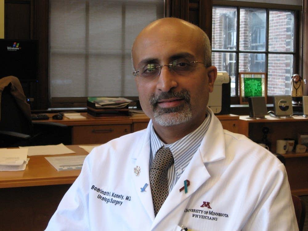 Dr. Badrinath Konety