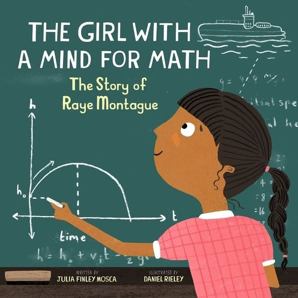 Julie's Library: The Girl With A Mind For Math