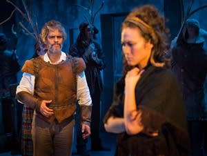 "Martin Sola and Meghan Kreidler star in ""Man of La Mancha."