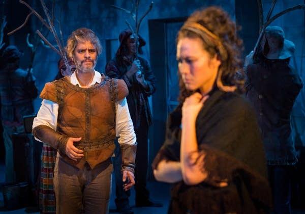 "Martin Sola and Meghan Kreidler star in ""Man of La Mancha."