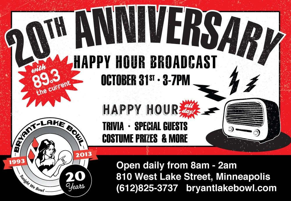 20th Anniversary Happy Hour Broadcast
