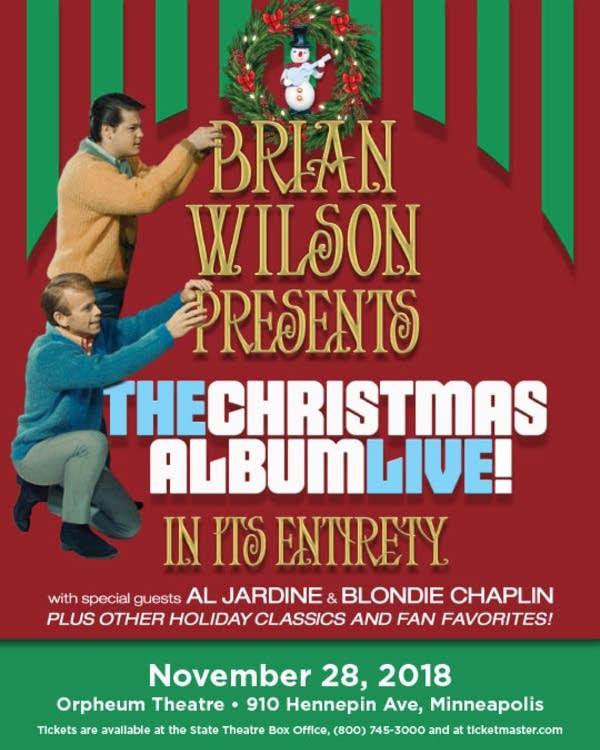 Brian Wilson Christmas Live