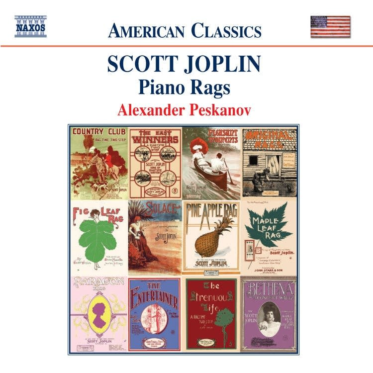 Scott Joplin - The Easy Winners