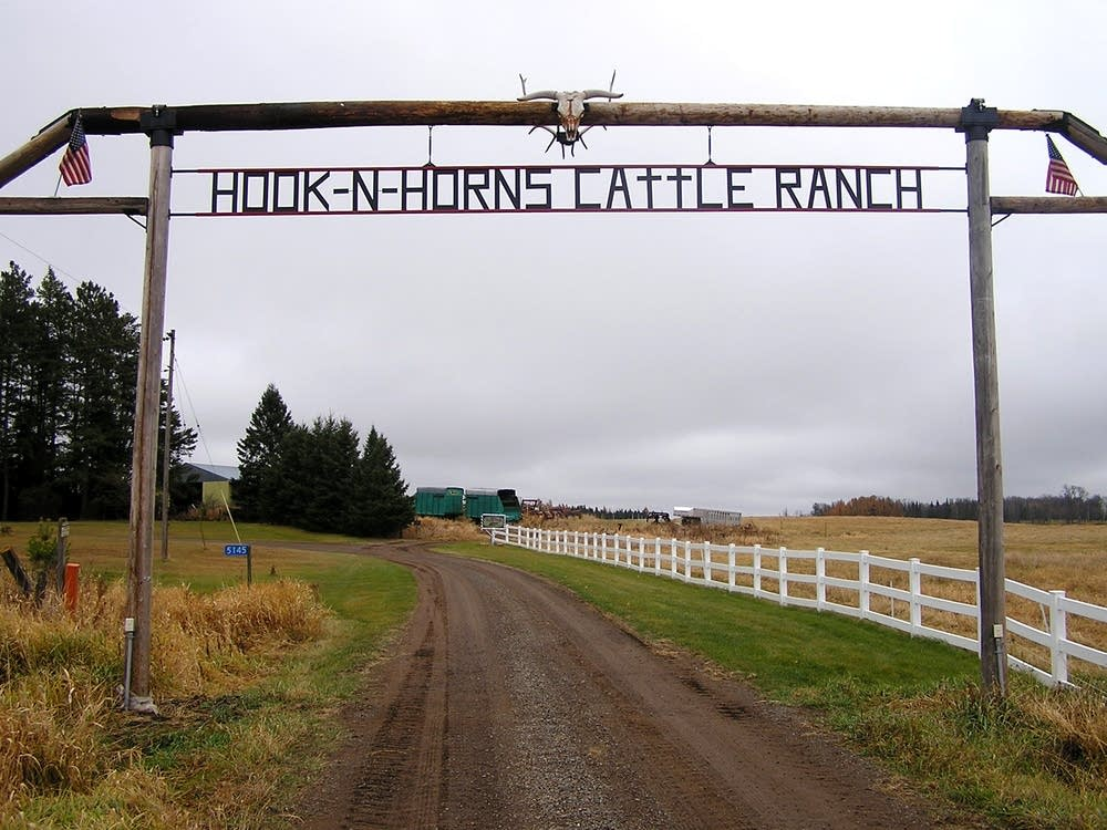 Richard Goodbout's ranch