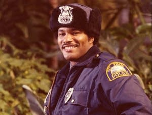 Melvin Carter Jr. joined the St. Paul police force in 1974.
