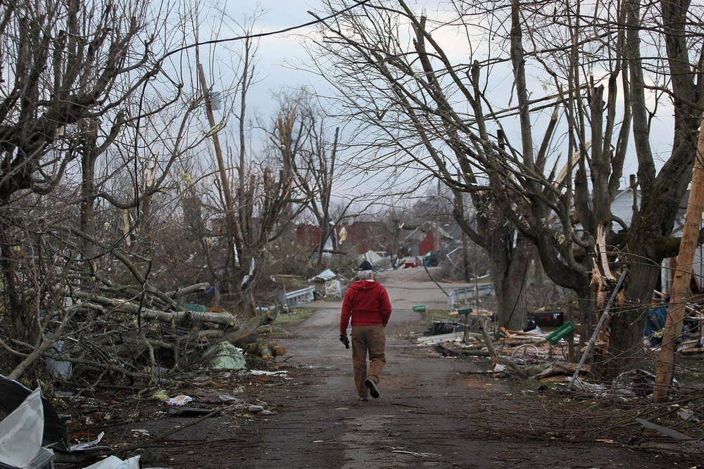 Multiple Tornadoes Tear Through Southern Indiana
