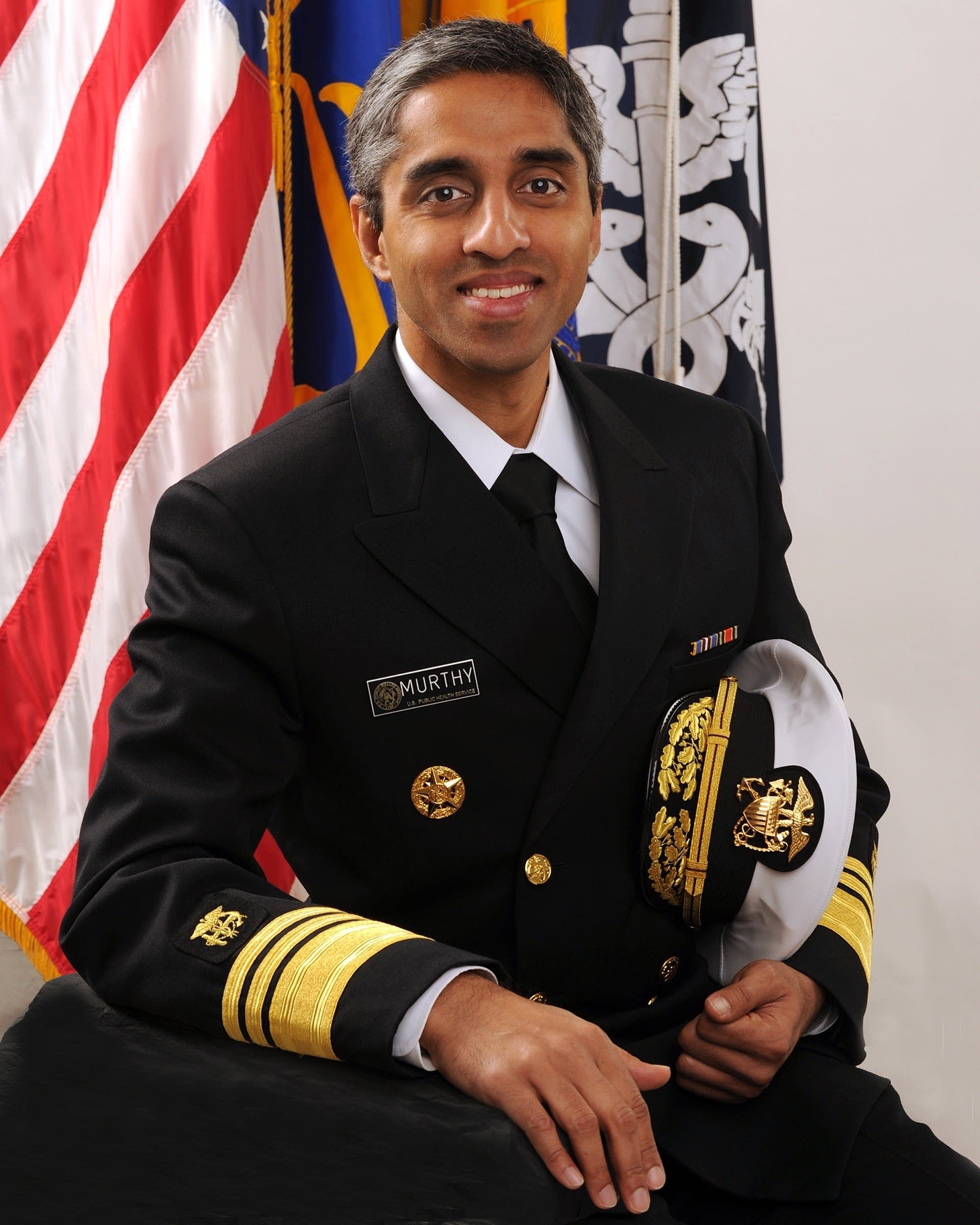 Vivek H. Murthy, 19th Surgeon General of the United States
