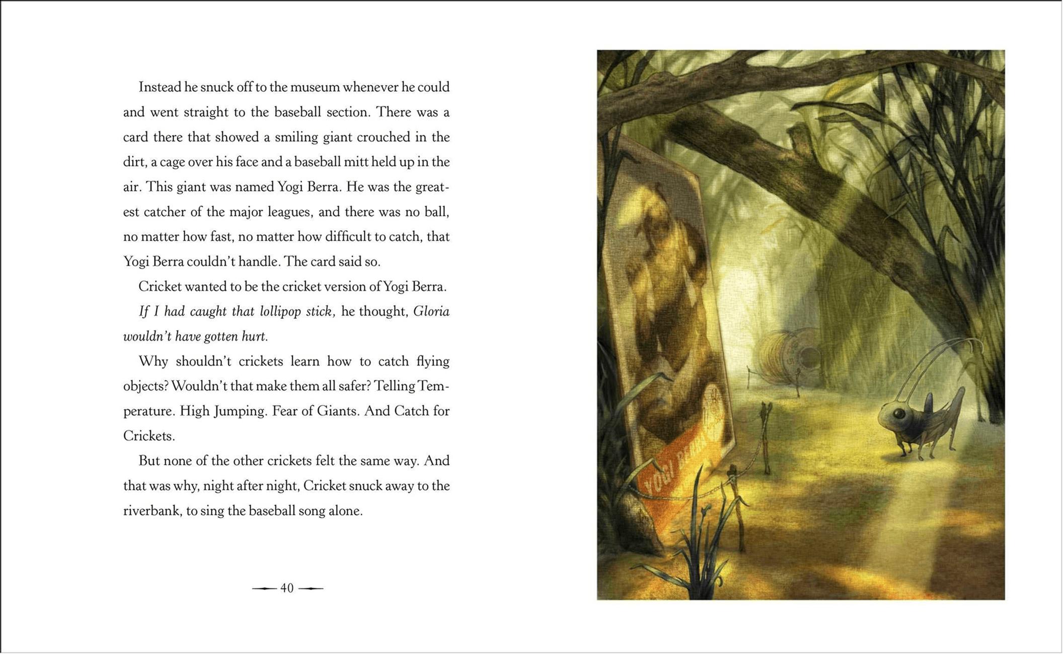 An excerpt of 'Firefly Hollow'
