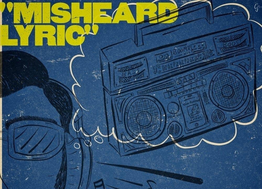 Lyric pearl jam misheard lyrics : Coffee Break: Misheard lyrics | The Current