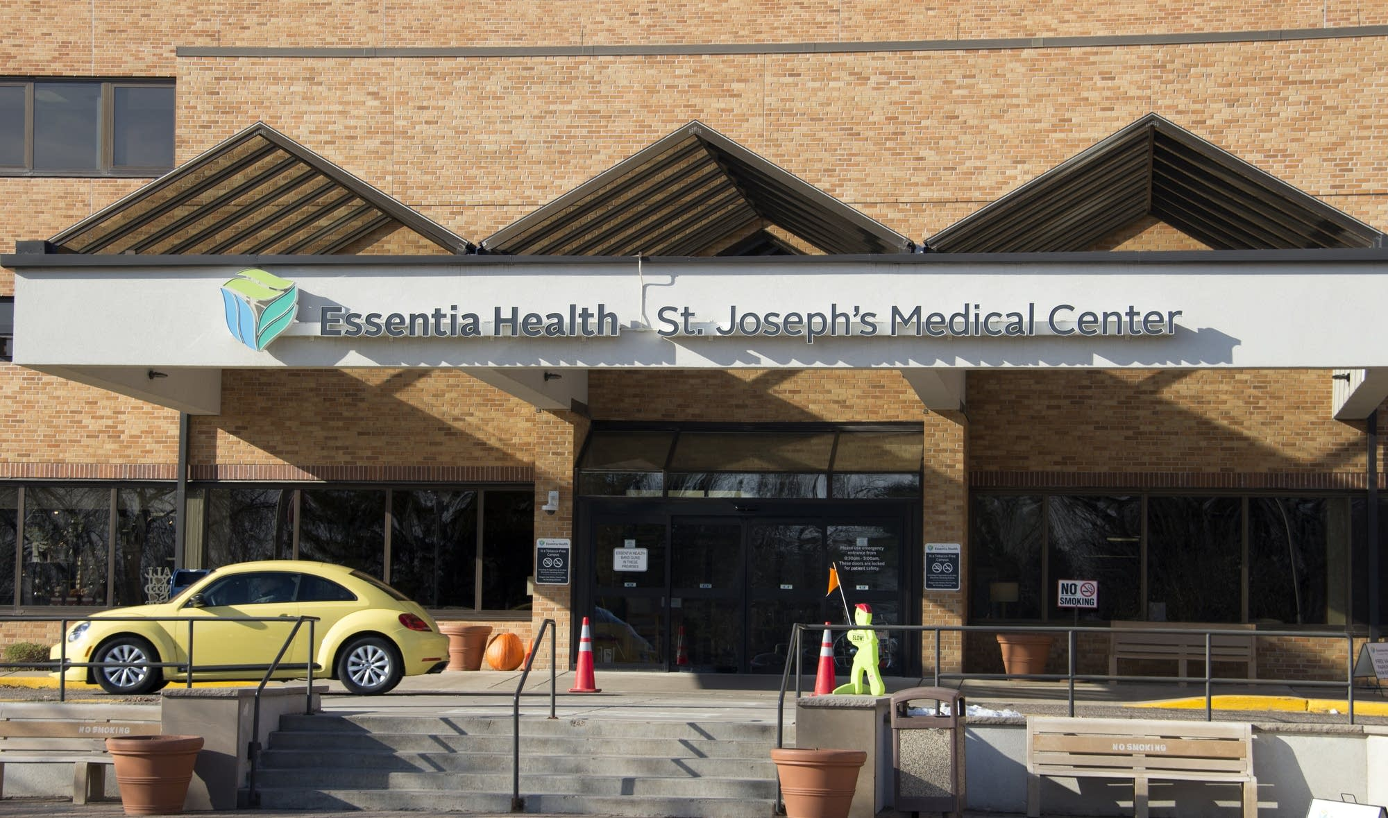 St. Joseph's Medical Center in Brainerd