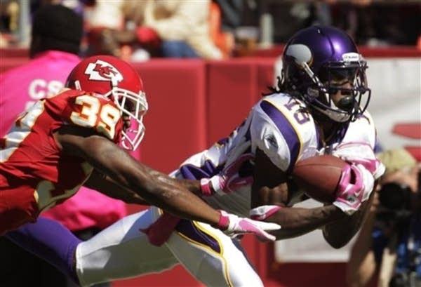 Vikings touchdown