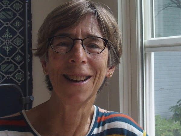 Retired Minneapolis elementary school teacher Jane Eaton.