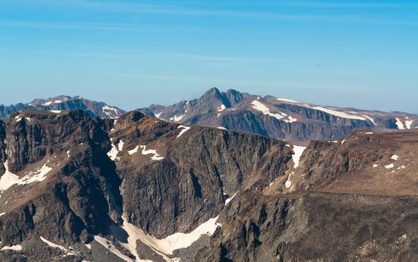 Granite Peak in Montana