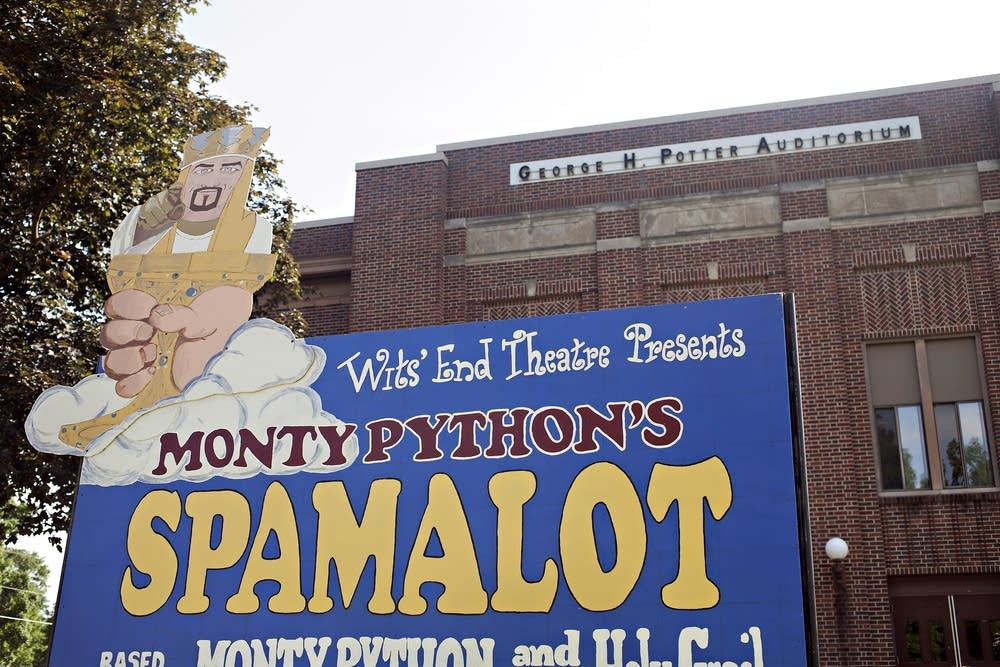 'Spamalot' at Chatfield Center for the Arts