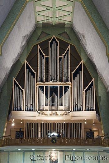 1963 Casavant: Basilica Notre-Dame-du-Cap