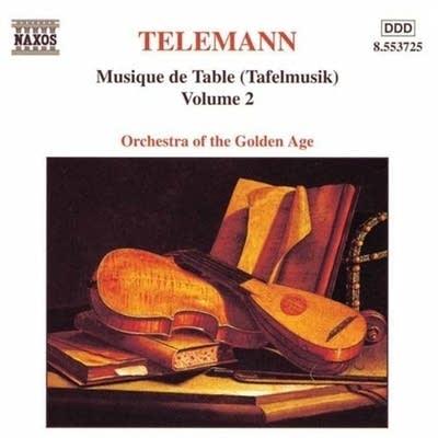 telemann essays