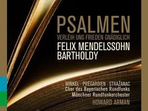 Felix Mendelssohn - Verleih' uns Frieden
