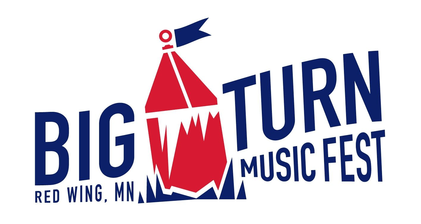 Big Turn Music Fest wordmark