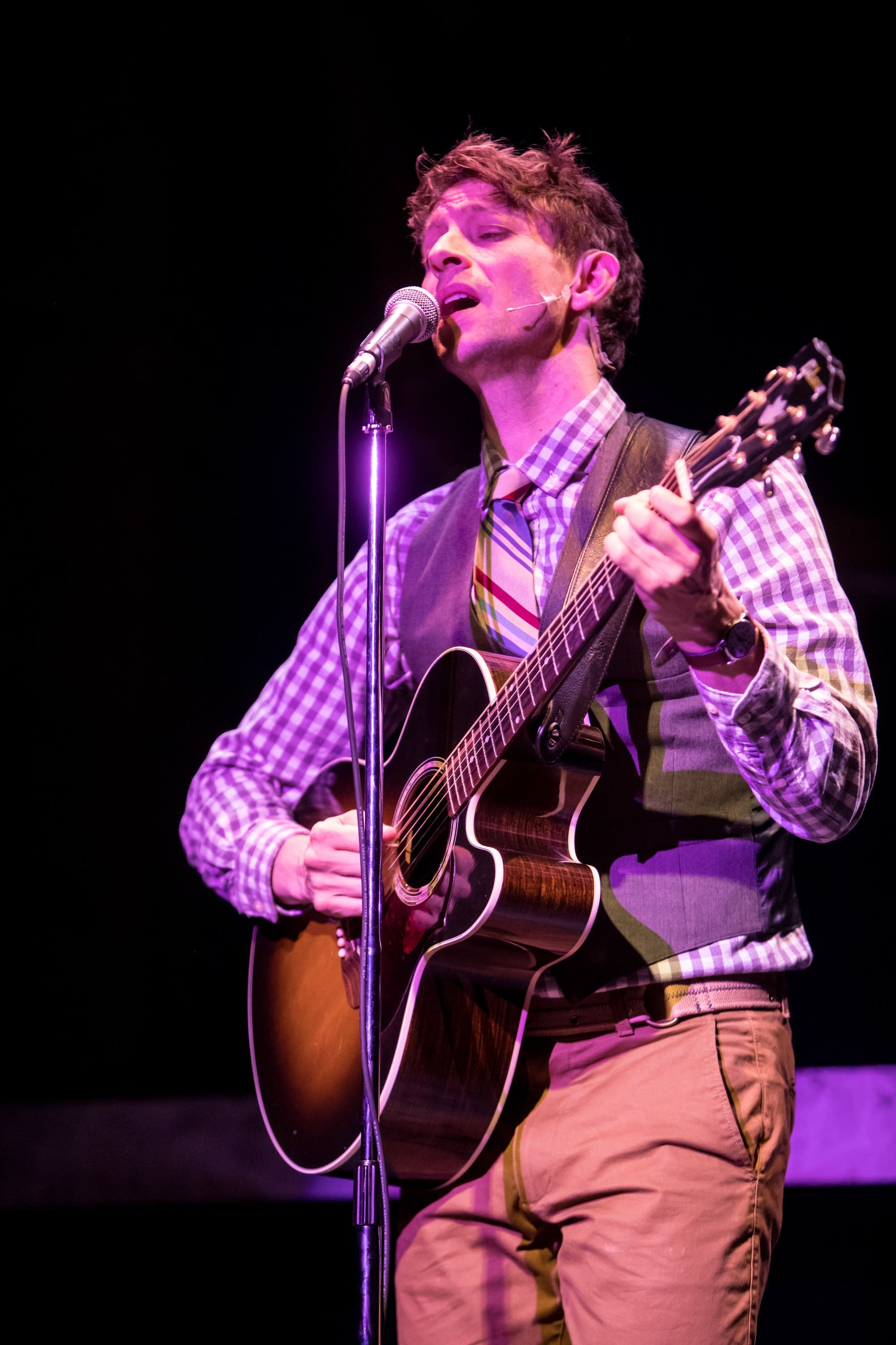 Twin Cities musician Chris Koza