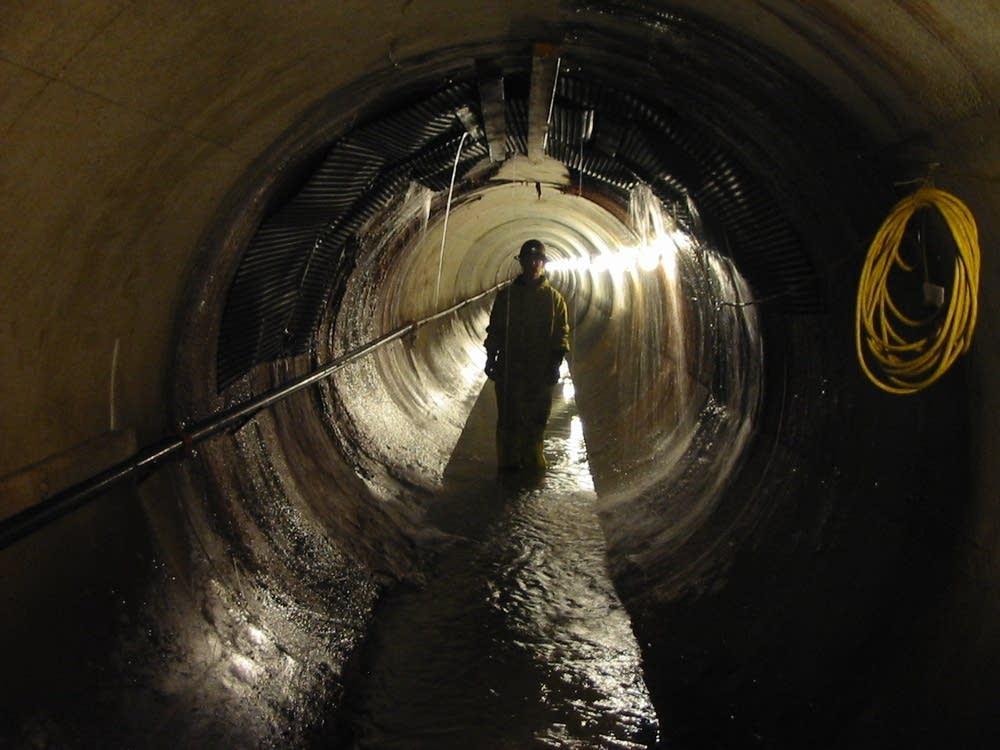 Tunnel diameter