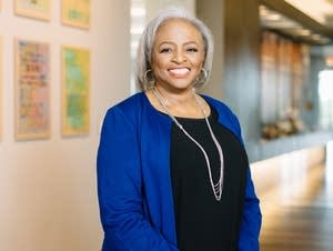 Scholar and author Carol Anderson of Emory University.