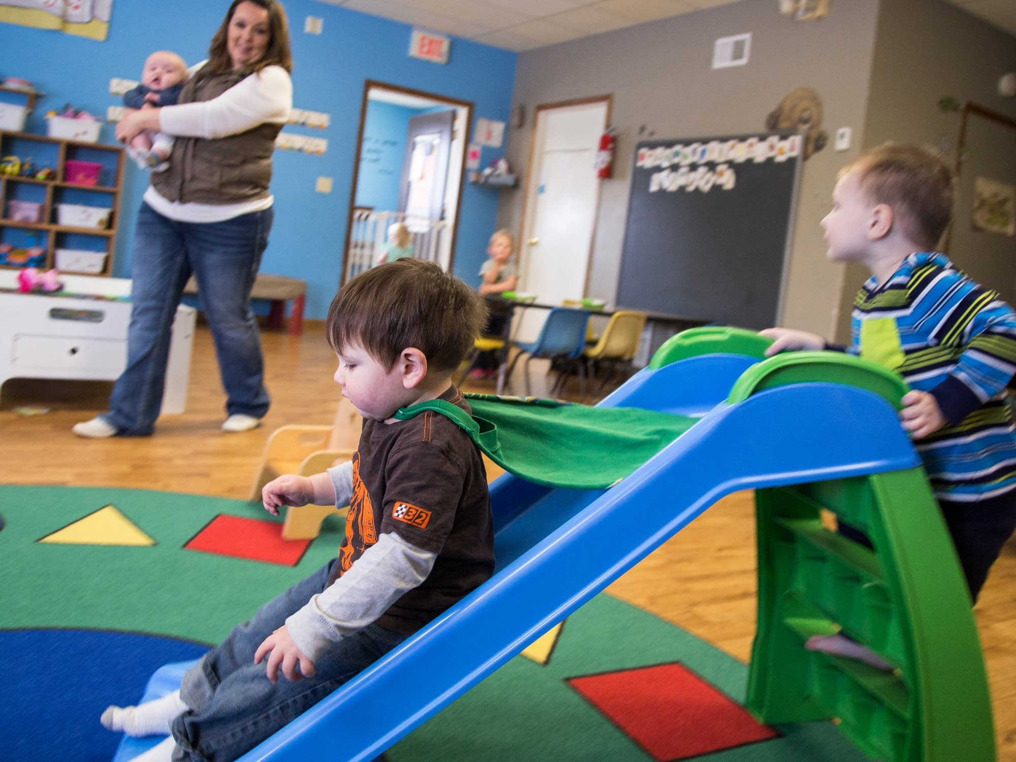 wanted infant day care in rural minnesota mpr news