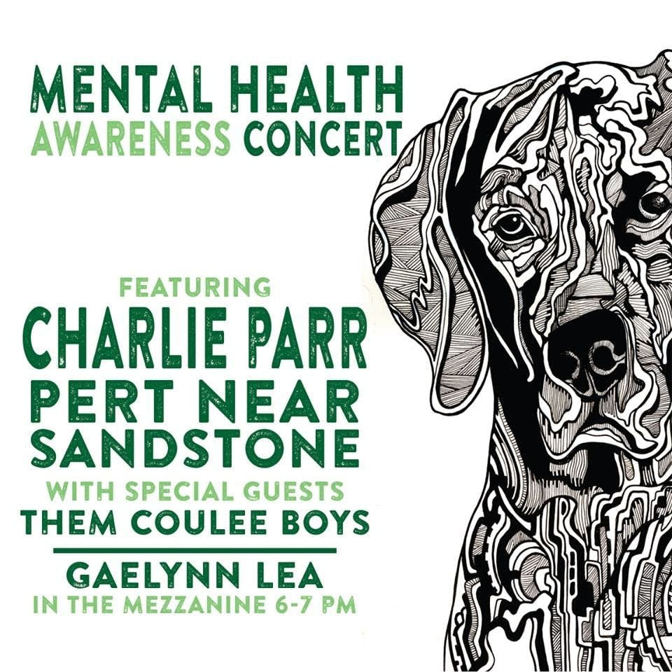 Let's talk MN presents Charlie Parr and Pert Near Sandstone