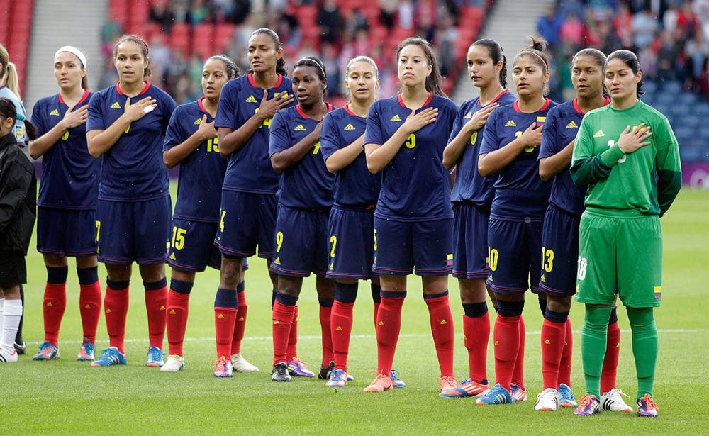 U.S. soccer players