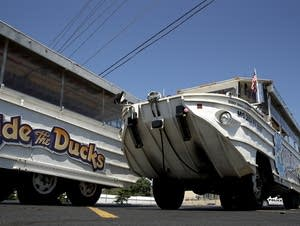 Duck boats