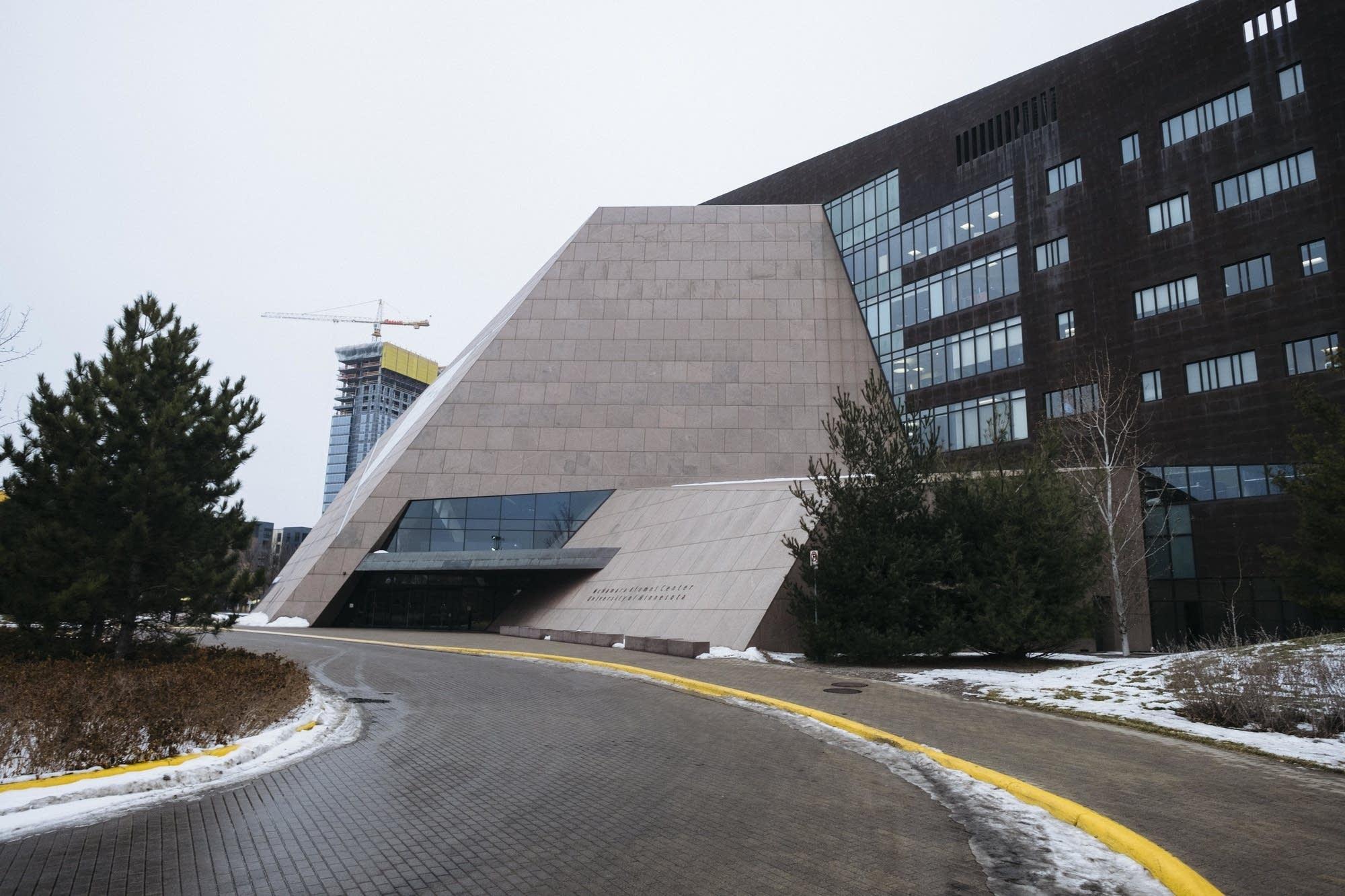 The University of Minnesota's McNamara Alumni Center